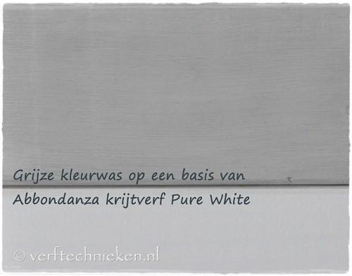 verftechnieken-grijze-was-pure-white