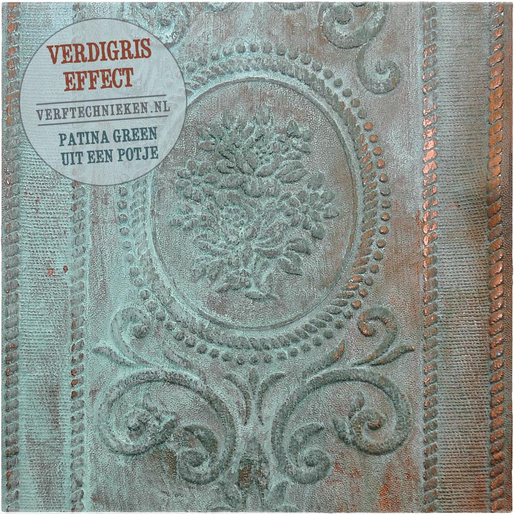 verftechnieken-verdigris-patina-effect