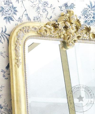 verftechnieken_ariadne-brocante-spiegel-detail