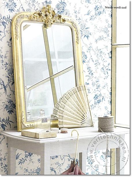 verftechnieken_ariadne-brocante-spiegel