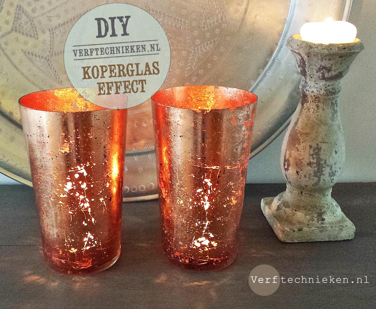 DIY armeluiszilver met bladkoper