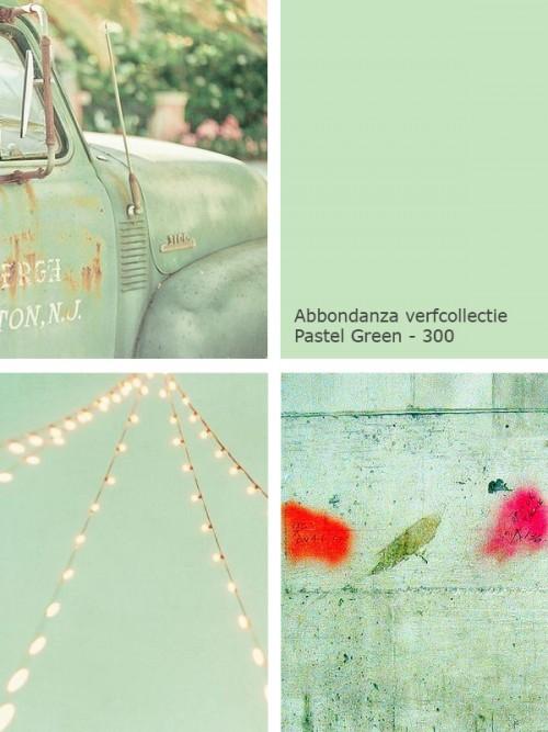 Abbondanza Pastel Green