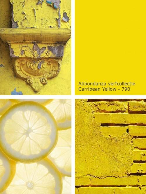 Abbondanza Carribean Yellow