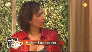 KoffieMax Mirjam Steenbeeke