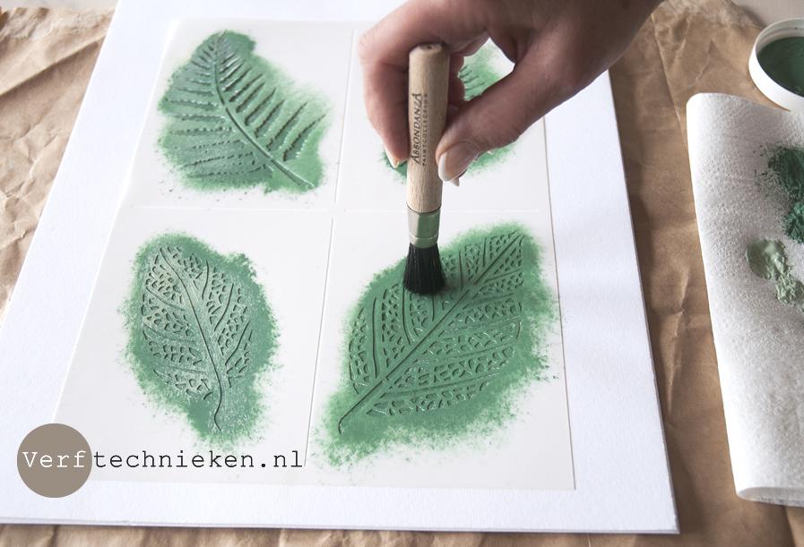 DIY Vintage Botanical Print