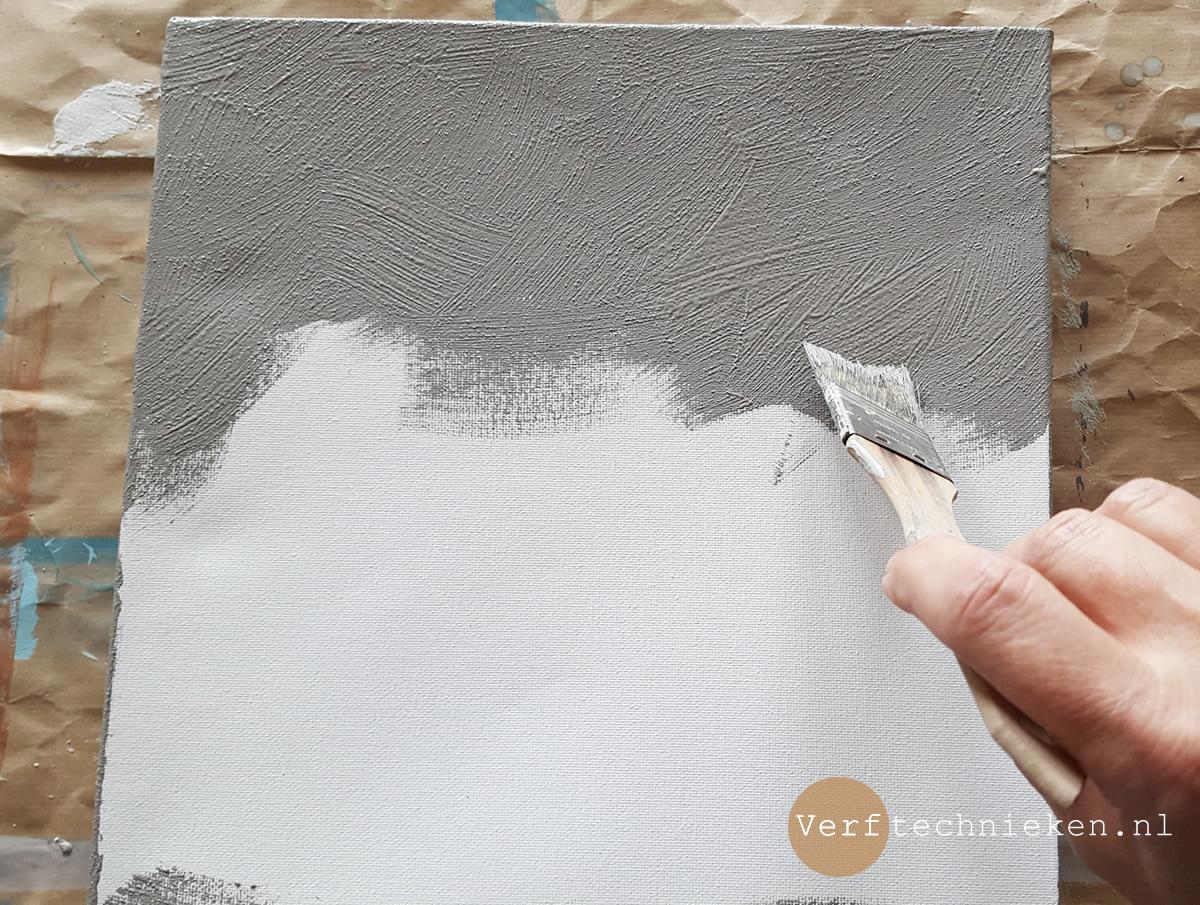 DIY ster van bladgoud